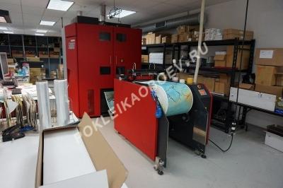 Цифровая печать фотообоев