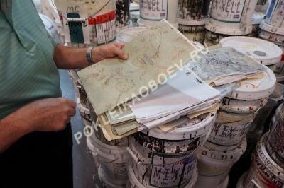 Архив образцов предыдущих партий WallquestАрхив старых коллекций Wallquest