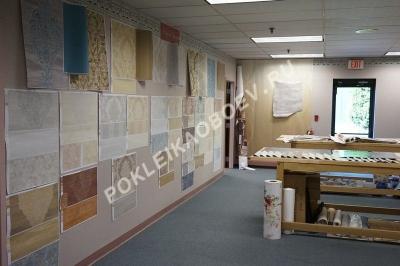 Дизайнерские образцы рисунков для новых коллекций обоев Wallquest