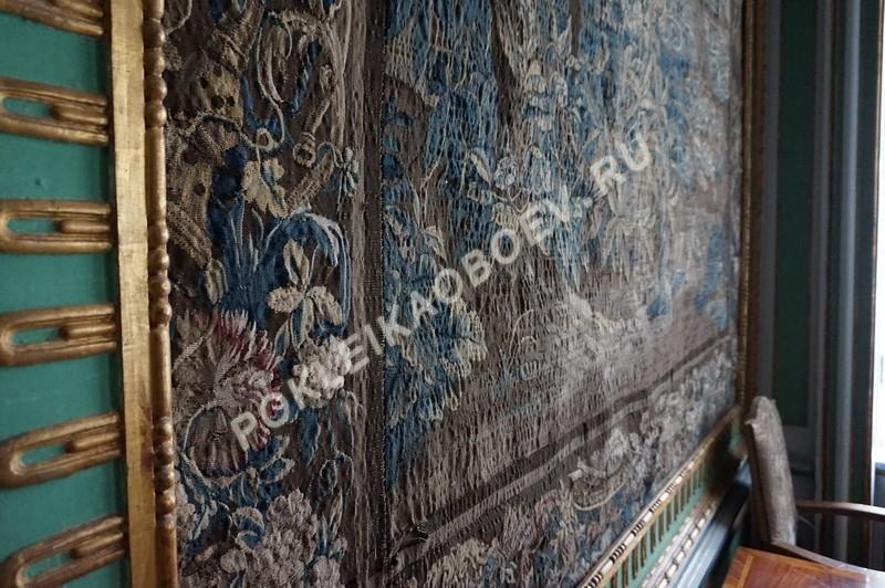 Шпалеры - шерстяные везворсовые, тканные исключительно вручную, тёплые настенные покрытия