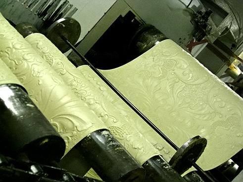 производство линкрусты на заводе