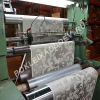 Производство обоев на заводах «KT Exclusive - Wallquest», США