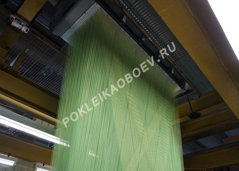 именно тканых обоев, которые производит Print4, составляет 69 нитевых волокон